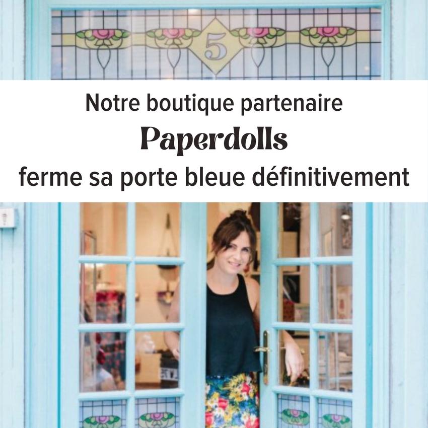small size shoe shop in Paris